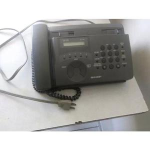 Fax sharp ux-44 usado