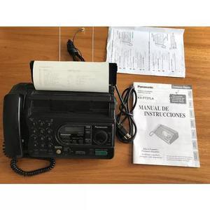 Fax tel panasonic kx-ft37la