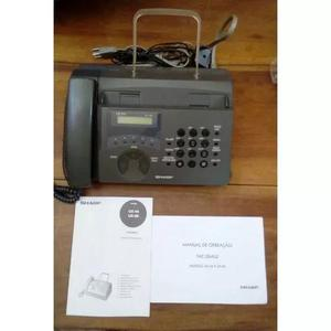 Fax ux 44 sharp s