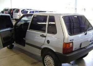 Fiat uno mille ex 1.0 8v 4p 1998-1999 car gelando...