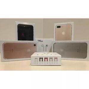 Iphone 7 plus 128gb original lacrado nf garant fone s/fio