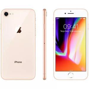Iphone 8 64gb novo!! garantia de 6 meses capinha e película