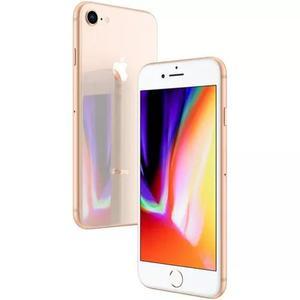 Iphone 8 64gb novo!! vitrine caixa som brinde