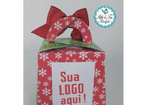 Mini panetones personalizados-presentes especiais!