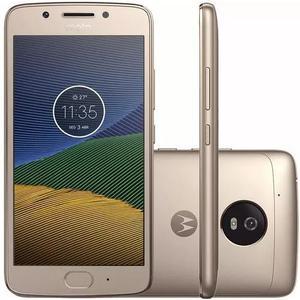 Motorola moto g5 octa-core 4g dual-chip 13mp tela 5'' 16gb