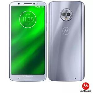 Motorola moto g6 plus tela 5,9,64gb 12+5mp tv nf + brinde