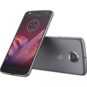 Motorola moto z2 play xt1710 platinum+capa+pelicula