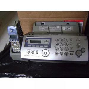 Panasonic kx-fg2451 fax papel plano tel. s