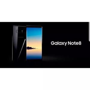 Samsung galaxy note 8 dual chip 128gb - novo! garantia 1 ano