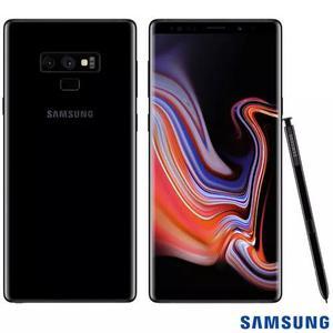 Samsung Galaxy Note9 Preto Tela De 6,4 128g Anatel Nf + Capa
