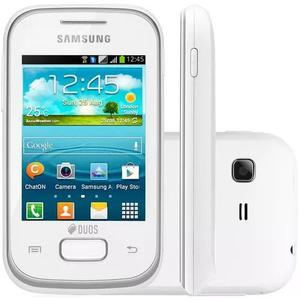 Samsung galaxy pocket plus duos s5303 - dual chip - novo