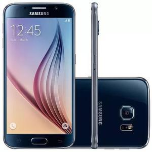 Samsung galaxy s6 g920 tela 5.1 4g 32gb 16mp 3gb ram vitrine