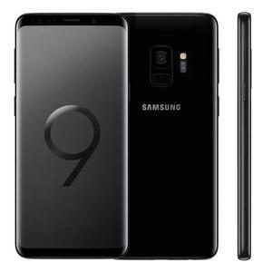 Samsung galaxy s9 128gb preto sm-g9600/ds anatel