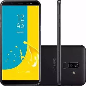 Samsung j8 tela infinita de 6,0 frontal 16mp 64gb 4gb ram