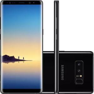 Smartphone samsung galaxy note 8 dual chip 128 gb 6 gb ram