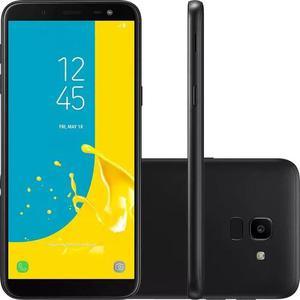 Smartphone samsung j600 galaxy j6 -32g sm-j600gzdbzto