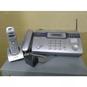 Telefone e fax panasonic kx-fc971