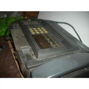 Telefone /fax antigo /toxiba / ta ligando // uso decoraçao