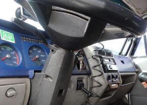 Vw truck 24-250 carroceria lona nova