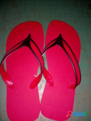 Fabricação de chinelos bom pé