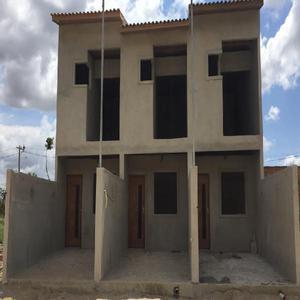 Casas duplex com 20 mil entrada