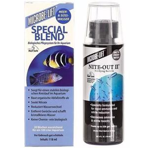 Kit special blend 118ml + nite out 118ml - microbe-lift