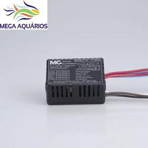 Reator 36w p/1 lampada uv -c ultra violeta pl 4 p germicida