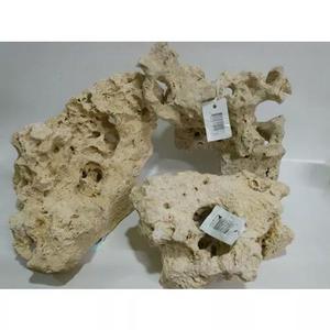 Rochas para aquários marinho/ciclideo africano - 1 kg