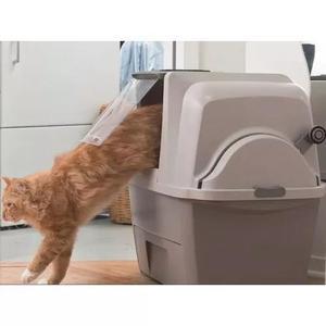 Sanitario banheiro gato easyclean smartsift - frete gratis