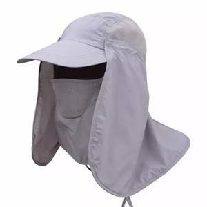 Boné chapeu protetor solar cabeça nuca rosto orelhas