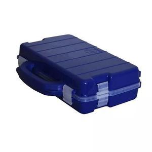 Estojo   porta iscas   maleta - 28 divisões - hi ed-28-a c5da24eb0e