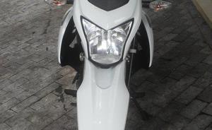 Honda bros 160 ano 2015
