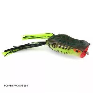 Isca artificial superfície sapinho popper frog escolha a