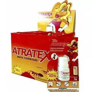 Kit com 12 unidades atratex 5g preço atacado frete grátis