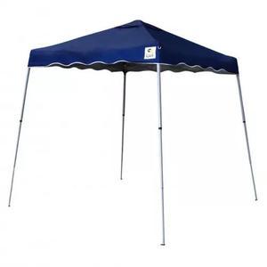 Tenda gazebo azul 2,4 x 2,4 metros articulada belfix
