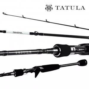 Vara daiwa tatula 581 (1,73m) 8-16lb carretilha lançamento!