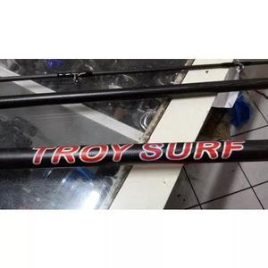 Vara pesca de praia tacom troy surf 4.20mts 100-350gr carbon