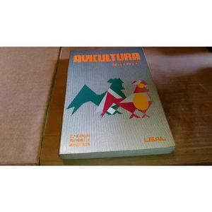 2508 livro avicultura sérgio englert leal