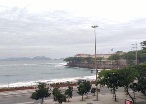 Apartamento venda copacabana rj. 2 quartos vista mar
