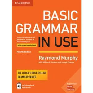 Basic grammar in use - student's book with answers and inter