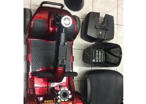 Cadeira de rodas motorizada pop mobilitys