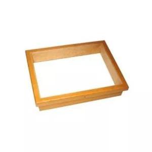 2b3b7109198 Caixa madeira vidro   OFERTAS Março