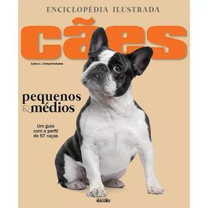 Enciclopédia ilustrada - cães pequenos & médios - 57