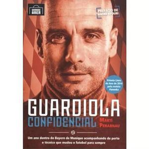 Guardiola confidencial livro perarnau marti