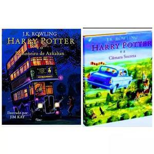 Harry potter o prisioneiro de azkaban + camera - ilustrados
