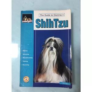 Livro americano raça de cães shih tzu
