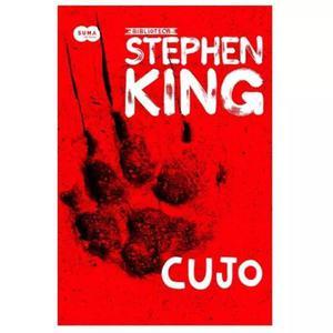 Livro cujo - stephen king - capa dura - novo e lacrado