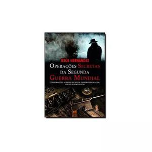 Livro - operações secretas da segunda guerra mundial