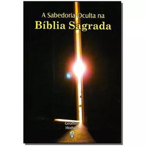 Livro - sabedoria oculta na biblia sagrada