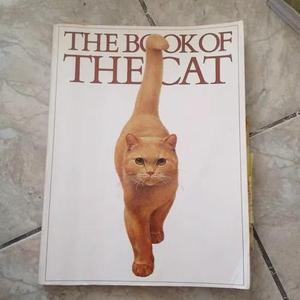 Livro the book of the cat michael wright / sally walters c2